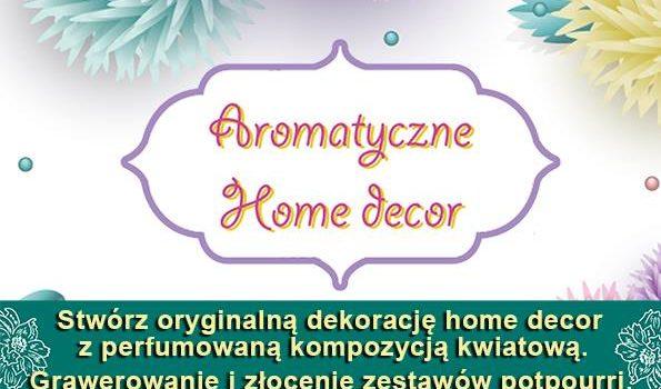 Aromatyczne warsztaty artystyczne – flakony zapachowe