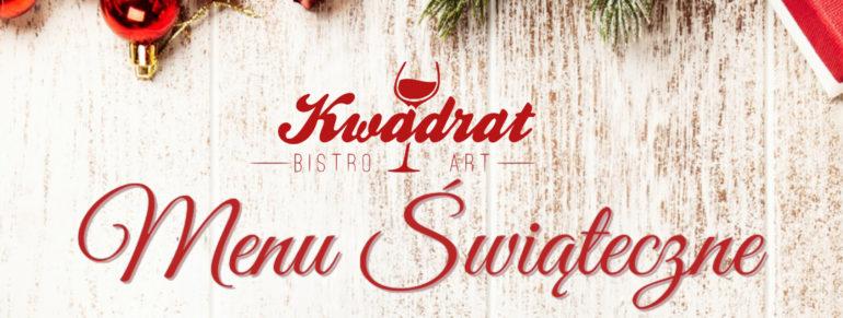 """Akcja """"Podaruj święta seniorom razem z Kwadrat Bistro Art""""."""